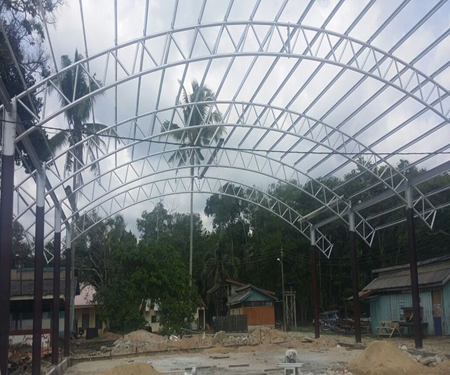 Roof Structures Construction